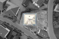 Drohne - Luftaufnahme